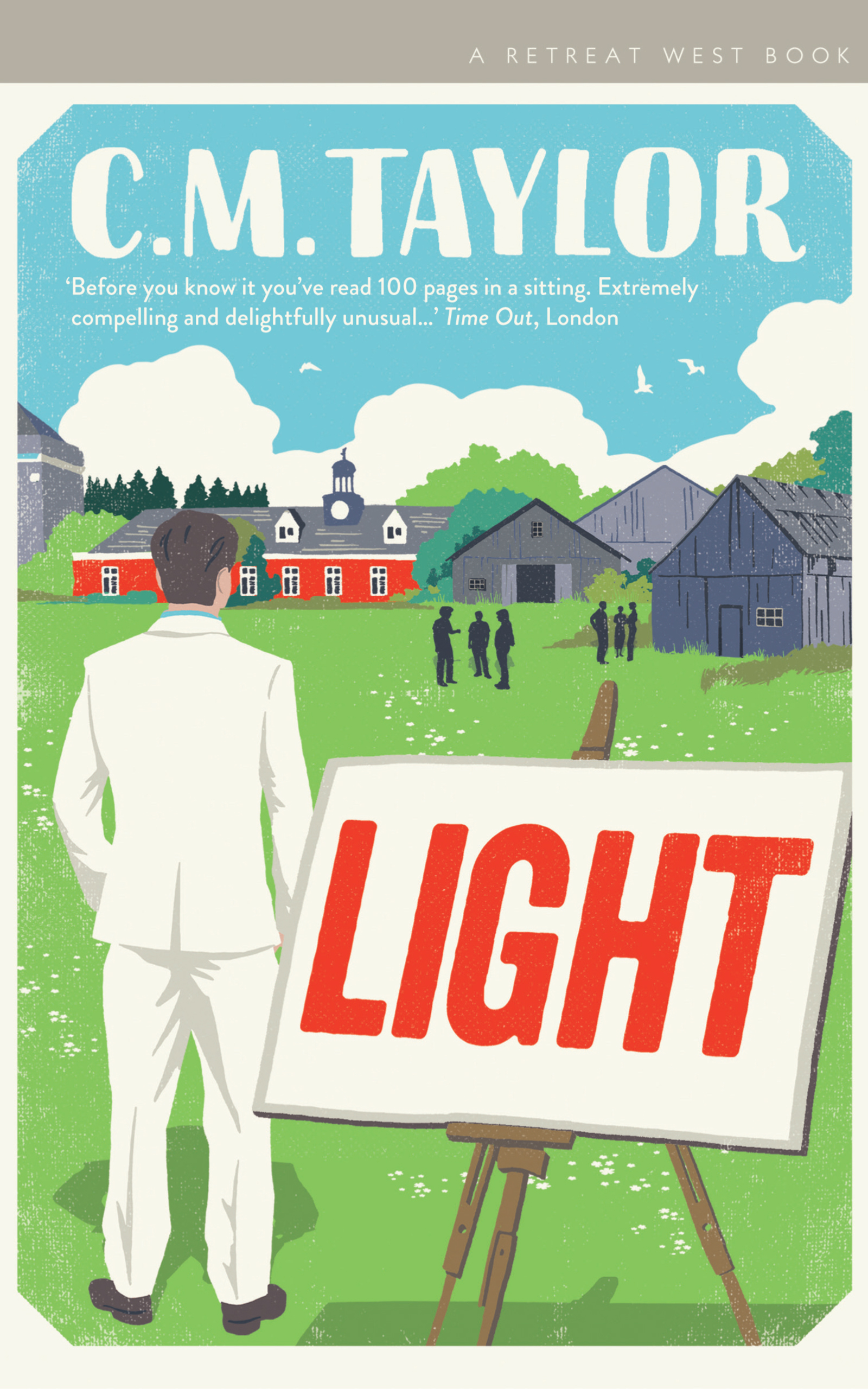 Set against the backdrop of the decade's e-commerce boom, tragic and riotous by turns, packed with complex relationships, humour, and heartbreak, Light is a book for anyone who ever struggled to find their place in the world.